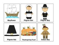 Free! Fall - Halloween - Thanksgiving Memory/Go Fish Game, 10 pages for a fun reinforcer and vocabulary game