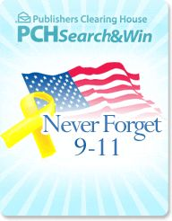 PCH Search & Win: buttons