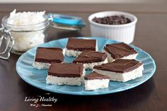 """Coconut """"Mounds"""" Bark #LivingHealthyWithChocolate"""
