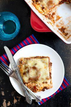 The Best Meat Lasagna Recipe!
