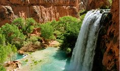 Grand Canyon – Havasu Falls