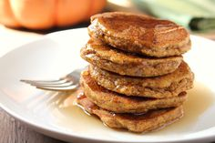 Paleo Pumpkin Pancakes - DIY Recipe Book