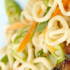 Peanut Ramen Noodle Salad - Delish.com colleges, salad recipes, food ...