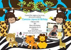 bday invite