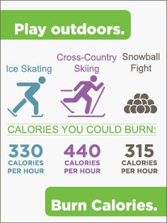 How to Burn Calories by Playing Outdoors | from the Experts at Children's Hospital Colorado - Denver Area, Rocky Mountain Region