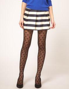 fashion, cloth, style, closet, bows tights outfits, aso bow, black, dot, bow tight