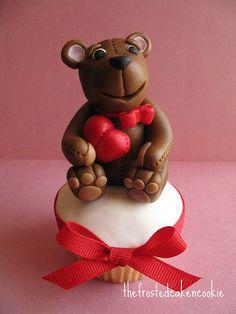 Valentine's teddy bear ),