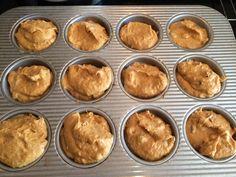 Easy Bisquick Pumpkin Muffins