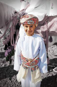 #Omani boy | ©Yunis Saleh