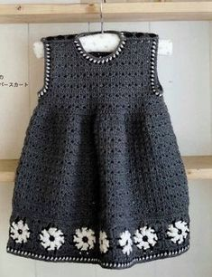Sarafan vestido para as meninas (gancho). Comentários: LiveInternet - Diários de serviço russo on-line