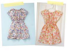 MiniBoden dress tutorial. #Sew