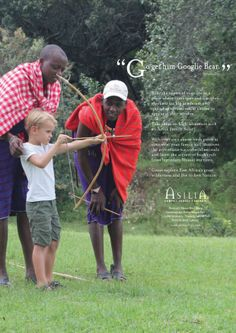 Asilia Africa family safari holidays at the Mara Bush houses. /www.asiliaafrica.com