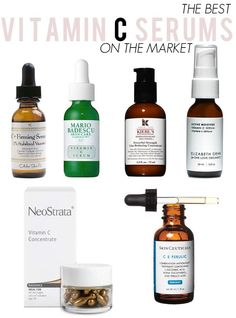 An insiders guide to vitamin c & Vitamin C Serums | The Sparkle.