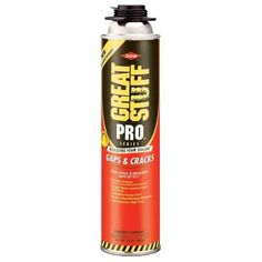 GREAT STUFF PRO 24 oz. Gaps and Cracks Insulating Foam Sealant-341557 at The Home Depot