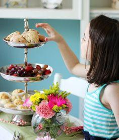 Hi Sugarplum   Mother's Day Tea by hi sugarplum!, via Flickr
