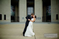OSU Football Stadium Wedding