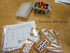 Kindergarten patterns and counting