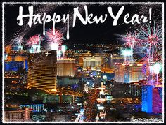 I want to go to Vegas on New Year's eve!