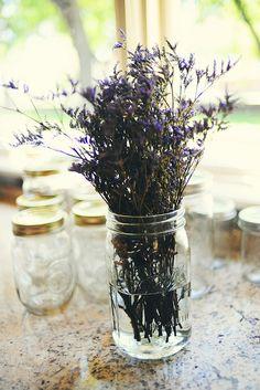 I love mason jars