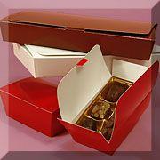 Ballotin Candy Boxes