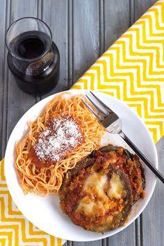 Eggplant Parmesan | Cooking on the Front Burner