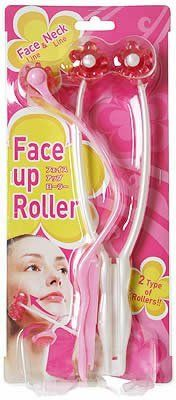 Cogit Cellulose Roller For Face Up by Cogit. $11.53. The pink single roller helps to massage your chin and neck line firmly. 2 type of rollers (One is pink, and the other is white) that can be united or used separately. 2pcs. Use about 5~10 minutes. Can use with Facial cream. Straight from Japan. The white double roller helps to massage your cheeks, to improve blood circulation, and shape up your face. Cogit Face Up Roller is an ideal massage tool for lifting yo...