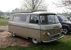 1972 Commer PB Camper van by Albert S. Bite, via Flickr