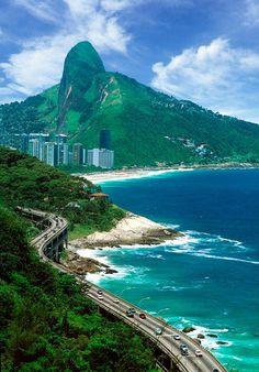 Rio De Janeiro, Brazil(Destination: the World)