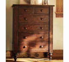 Ashby Tall Dresser #potterybarn