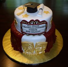 Graduation cake by sweetmother1, via Flickr