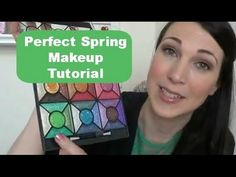 The perfect Spring makeup tutorial! #YouTube