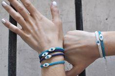 DIY: Kenzo bracelet bracelet macramé