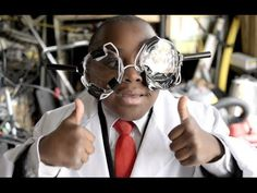 Kid President - How To Be An Inventor! - YouTube via @Hugh McDonald #inspiration #geniushour #gtchat #STEM