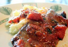 Recipe: Steak Pizzaiola