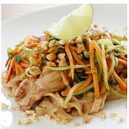 chicken, peanuts, noodles, food, lighten, pad thai, fun recip, asian peanut, peanut noodl