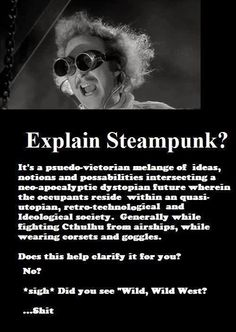 steampunk stuff, steampunk paper, explain steampunk, steampunk curios