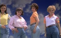 Mom jeans!