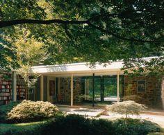 Hooper House / Marcel Breuer