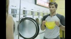 Unattended Laundry: You needed the machine. You got caught panty-handed., via YouTube.
