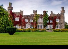 Gorgeous! Luttrellstown Castle, Dublin, Ireland