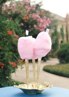 Cotton candy cuteness