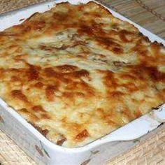 Yummy recipe for Lasagna