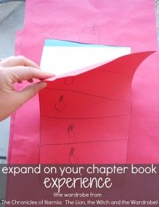 Expand on chapter books