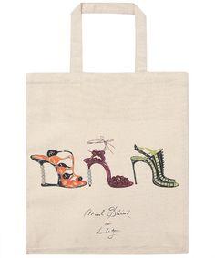 Manolo Blahnik For Liberty Bag