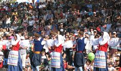 Dancers in typical Kefalonian costumes at Australian Paniyiri Festival by Compmouse, via Flickr