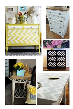 Chevron Pattern | Chevrons | Home Decor | Interior Design