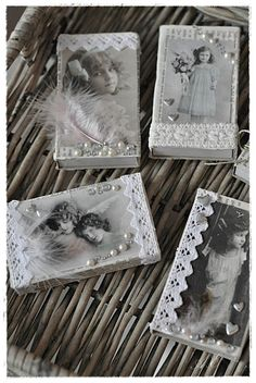 match box, landlig hjem, decor box, fyrstikkesk diy, nostalgisk fyrstikkesk