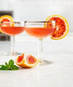 Blood Orange & Bourbon