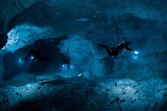 Main passage (underwater still rules)