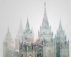 mormon, church, ice castles, christ, lakes, lds temples, place, salts, salt lake city